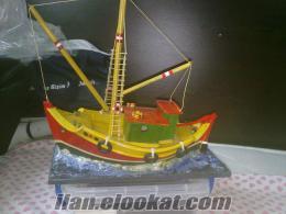satılık tekne maket