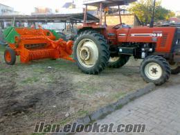 balya makinası traktör
