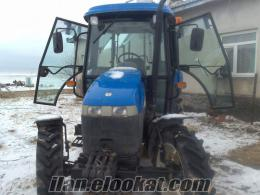 new holland 2007model td65d 4X4 kabinli turbolu-klimalı