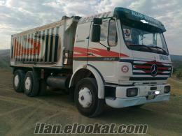 kiralık damperli kamyonlar