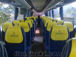 Küçükçekmecede kiralık otobüs travego