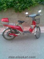 Sahibinden Satilik Elektrikli motorsiklet