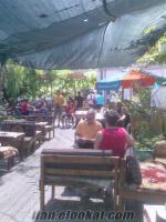 devren kiralık cay ocagı ve cay bahçesi