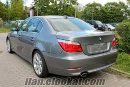 BMW 5 Serisi 5.20d Otomatik yabancıya ve yurtdışındaki TC vatandaşlarına