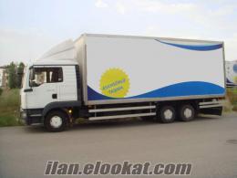 anadolu yakası kiralık kamyon kamyonet