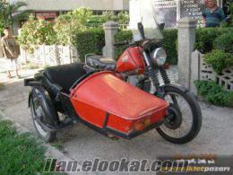 1990 model mz satılık orjinal alman 251cc