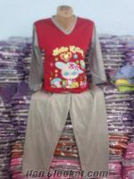 kaliteli uygun fiyat bayan alt üst pijama takımı