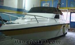 Herkes Tekne Sahibi Olacak -SuperMarine Cruiser 575