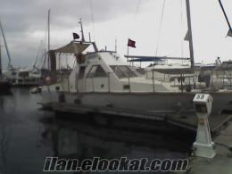 İstanbulda Sahibinden satılık Tekne