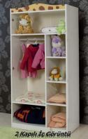 De mobilya Yazı Tahtalı Çocuk Odası
