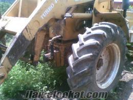 Pozantıda satlık traktör kepçe