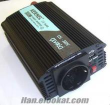 invertör, çevirici, inverter, 300 Watt