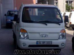 İstanbul ataşehir SATILIK 2005 MODEL KASALI h100 kamyonet