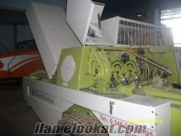 satılık ot yonca saman balya makinası