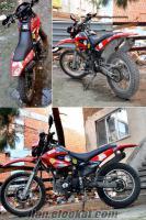 Satılık Kanuni 150 cc Cross motor Cok uygun fiyata
