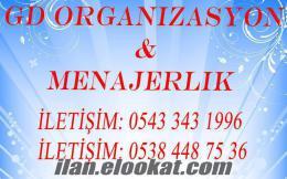 GDOrganizasyon & Menajerlik Hizmetleri