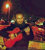 Klasik Gitar Kursları, Flamenko Gitar Dersleri, Pop Gitar Repertuarı Dersleri