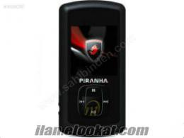 PIRANHA CROW PLUS 2GB ŞARJLI DİJİTAL MP4 ÇALAR