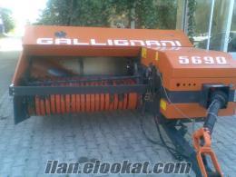 2007 model GALLIGNANI 5690