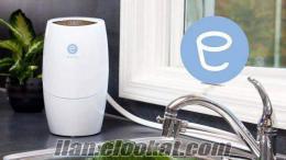 eSpring su arıtma cihazları tezgah üstü ve altı
