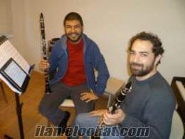 Kadıköyde klarnet kursu