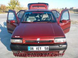 Satılık 1996 model full modiifiyeli Fiat Tipo 1.6 sx