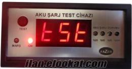 Dijital Akü Test Cihazı