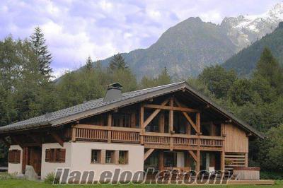 bursa uludağ da günlük kiralık lüks dağ evi