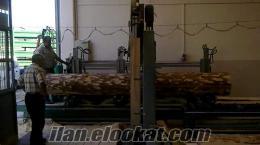Satılık palet üretim tesisi makinaları ( arabalı, şerit vs )