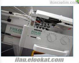 triko kazak örme makinası