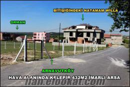 İSTANBUL YENİ HAVAALANINDA İMARLI ARSALAR 432m2