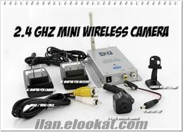 Kablosuz Mini Parmak Kamera