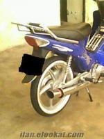 ramzey 100'lük modifiyeli motor sahibinden satılık