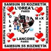 loreal maxfaktor lancome karyolan kozmetik