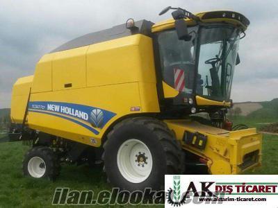 New Holland TC 5070 2013 Model 180 saat Almanyadan 8 günde teslim