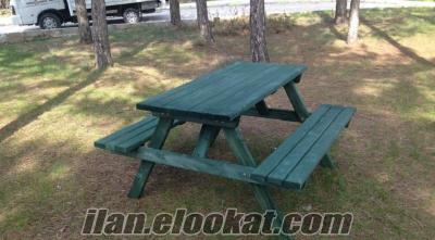 Garden Piknik Masası