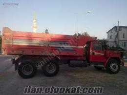KİRALIK DAMPERLİ KAMYONLAR | FORD 3230 S - BMC 620 PRO - AS 950 DODGE