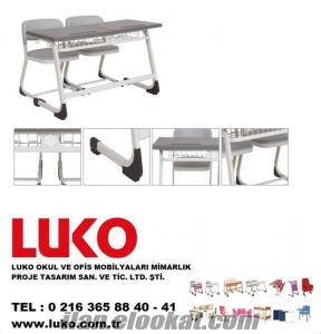 sınıf masa ve sandalyeleri