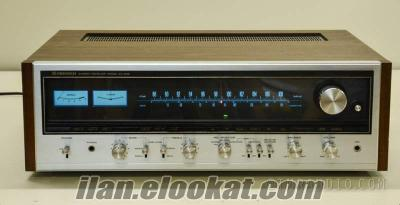 Pioneer SX-838 Recefier Amplifier, SL-320 Turntable Pikap, SCOTT S-311 Spkr