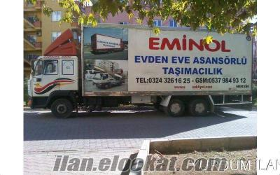 SaTLIK KaPaLI FİBER KaSa EVDEN EVE KaMYONU