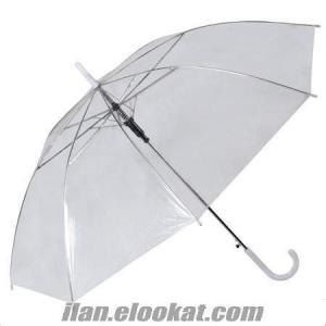 toptan şeffaf şemsiye,