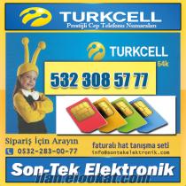 Turkcell Özel Cep Telefonu Numaraları