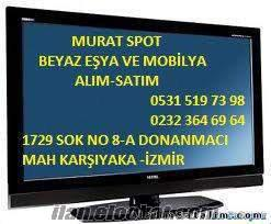 İZMİRDE PLAZMA TV LED TV LCD TV ALAN SPOTÇULAR