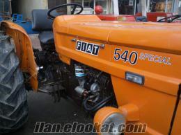 1976 model 540 fiat