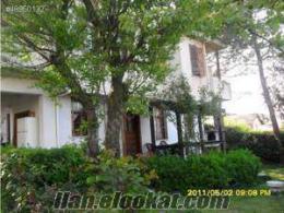 şilede kiralık triplex villa