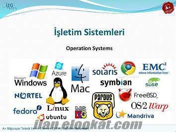 Bilgisayar için farklı servisler sunmak ; Format, temizlik, oyun server kurmak