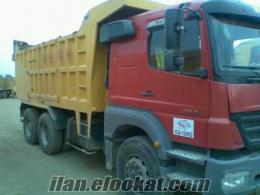 3028 mercedes çift çeker kiralık kamyonlar