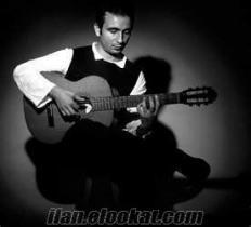 İstanbulda özel gitar dersleri