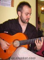 orduda klasik gitar dersi ünyede flamenko gitar kursu
