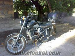 Tunceli de sahibin de saılık motorsiklet